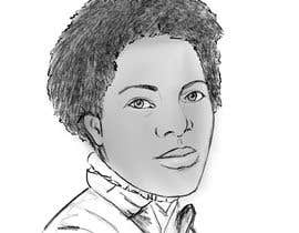 #137 for Sketching Historical Figures af NellTheArtist