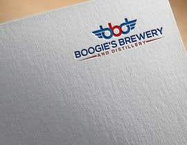 Nro 139 kilpailuun Company Logo for Brewery & Distillery käyttäjältä billahmasum030