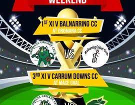 #8 for Facebook Picture - Cricket Club af sumaiya505