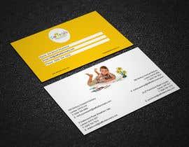 #413 for Business Card af Heartbd5