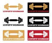 Graphic Design Entri Peraduan #96 for Logo design for a Pastry for athletics