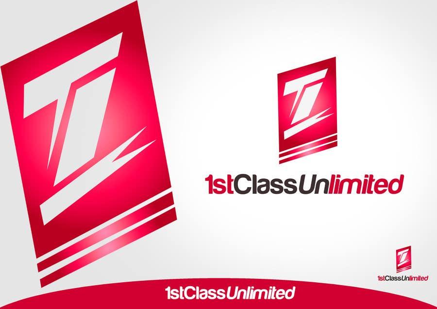 Bài tham dự cuộc thi #                                        21                                      cho                                         Logo Design for 1st Class Unlimited