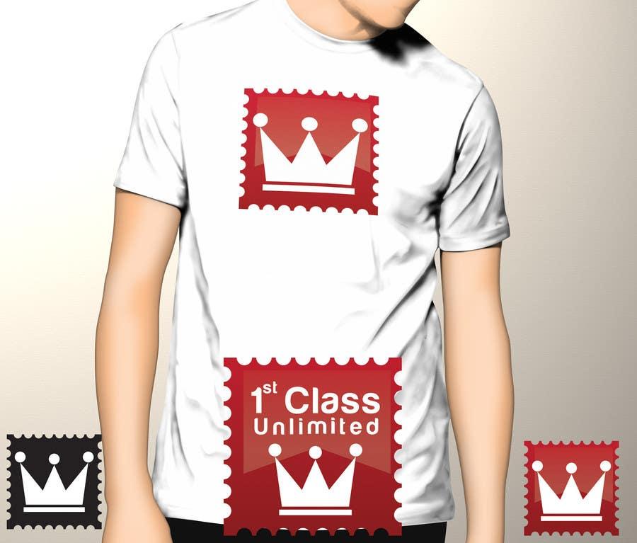 Bài tham dự cuộc thi #                                        75                                      cho                                         Logo Design for 1st Class Unlimited