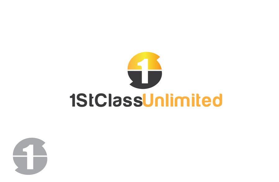 Bài tham dự cuộc thi #                                        17                                      cho                                         Logo Design for 1st Class Unlimited