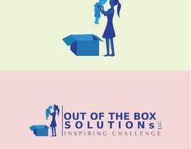 nº 58 pour Out of the box Solutions logo par ankharis
