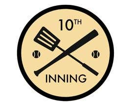 #62 untuk Baseball theme logo for restaurant oleh DaniloGD