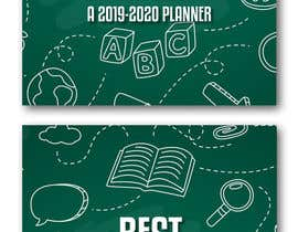#42 for Teacher Planner Book Cover by AnankZep