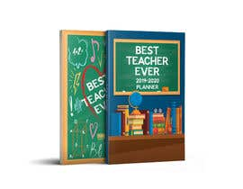 #19 for Teacher Planner Book Cover by zinnatunnahar73