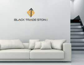 #109 para Company Name Logo/Icon - BlackTradeStone (Version 2) por lalonazad1990