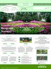 Contest Entry #10 for Design Inspiration for Bergeson Nursery Website