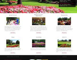 #27 for Design Inspiration for Bergeson Nursery Website af FAgfx