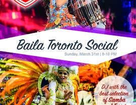 #2 for Flyer para baile mensal af lucaslucci