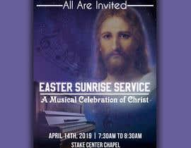 #25 for Poster for Sunday Services af Sabs07