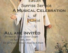 #19 for Poster for Sunday Services af damanmalhotra99