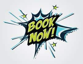 """#48 for Superhero """"Book Now"""" Button for website by AlexMotha"""