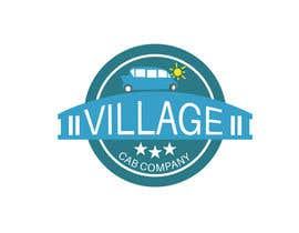 #97 para Village Cab Company logo por kksaha345