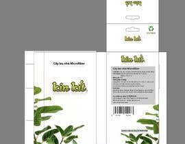 nº 128 pour Redesign label packing for Household Cleaning Tool par girmax
