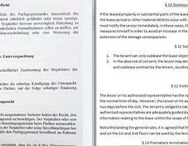 nº 4 pour Translation into German language par Jerkyo