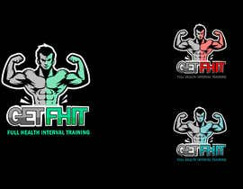 """Nro 7 kilpailuun I would like a simple but strong logo designed for my company. The company is GetFhit. I would like """"Get"""" and """"Fhit"""" to be dofferent colors. YOU CAN ADD YOUR OWN CREATIVE TOUCH. The company focuses on full body fitness. käyttäjältä davoodart"""