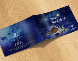 #13 para Winter Wonderland Brochure por biswasshuvankar2