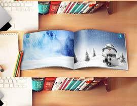 #23 para Winter Wonderland Brochure por biswasshuvankar2