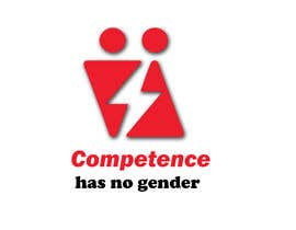 #44 untuk Logo/sticker for honoring gender equality oleh Rizwansarwa