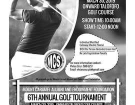 #155 untuk MCS Golf Tournament Media Flyer oleh webcreadia