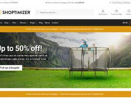 Nro 57 kilpailuun Photoshop product picture into a new background for banner käyttäjältä becretive