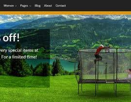 Nro 124 kilpailuun Photoshop product picture into a new background for banner käyttäjältä mdmmurad52