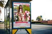 Proposition n° 182 du concours Graphic Design pour Flyer Design Kinds Unicorn Event