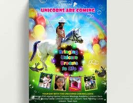 nº 218 pour Flyer Design Kinds Unicorn Event par satishandsurabhi