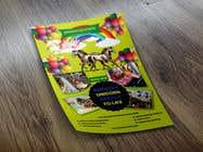 Proposition n° 126 du concours Graphic Design pour Flyer Design Kinds Unicorn Event
