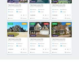 #42 for Real Estate Web Design by freelancersm2018