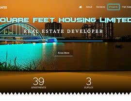 #24 for Real Estate Web Design by nmhridoy