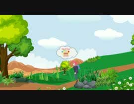 mawogmanik tarafından 15 seconds 2D animation - cartoon characters for long term projects için no 7