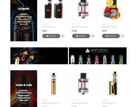 #38 untuk website and online store oleh Arghya1199