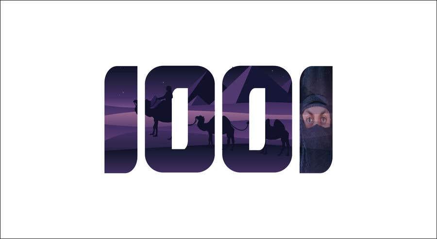Konkurrenceindlæg #121 for Logo Design for 1001