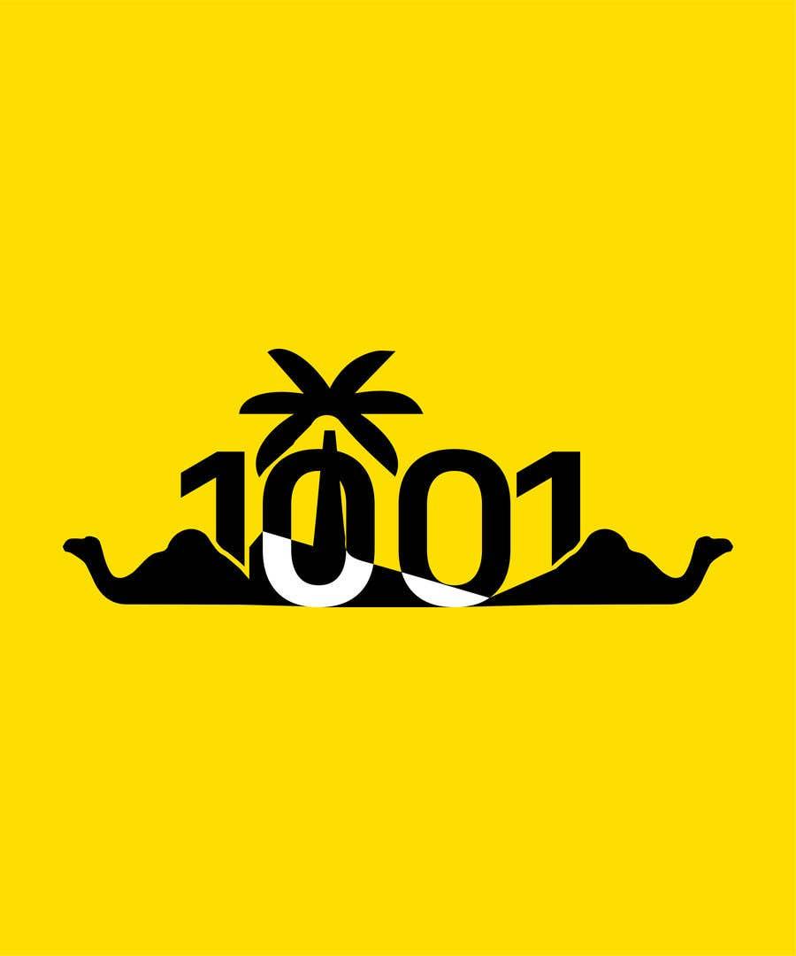 Konkurrenceindlæg #86 for Logo Design for 1001