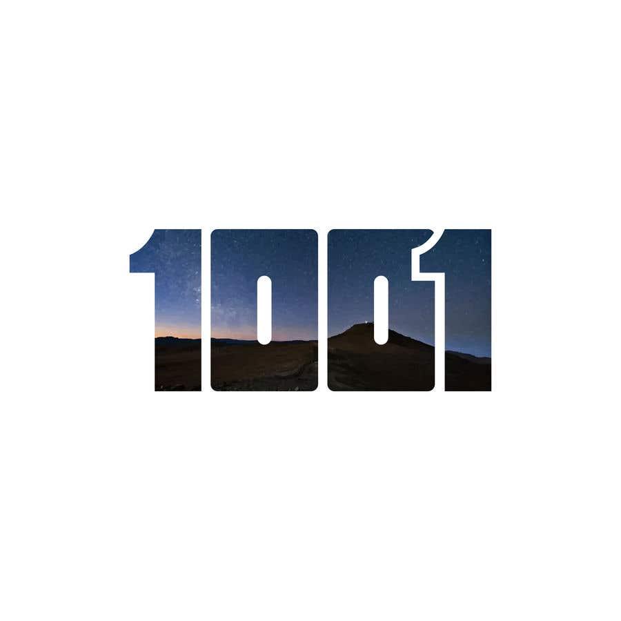 Konkurrenceindlæg #109 for Logo Design for 1001
