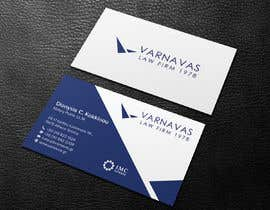 #524 untuk Design new business cards for law firm oleh shahnazakter