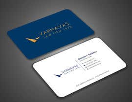 #791 untuk Design new business cards for law firm oleh Uttamkumar01