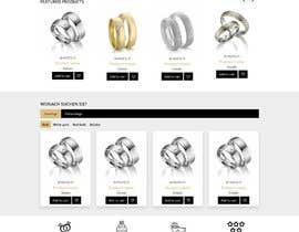 #31 for Design Landingpage for Wedding Onlineshop af maxmediapixels