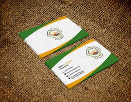 #121 for Design Business Cards For Restaurant Pupuseria by limongraphicbd