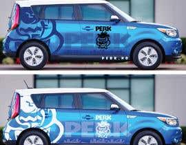 #4 untuk Decorate my Kia Soiul EV oleh eifadislam