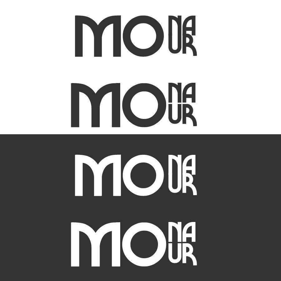 Entri Kontes #93 untukLogo design- MON AMOUR