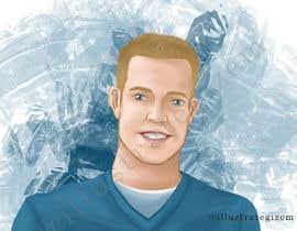 #16 for Vector art portrait cartoon af ErenGizem