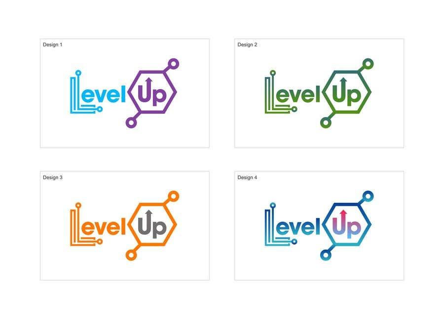 Inscrição nº 112 do Concurso para Logo design for Level Up
