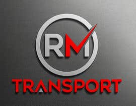 #251 for Make professional logo for transport company by RupokMajumder