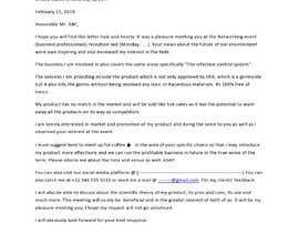 #4 для Thank you letter (email) /Sales Letter от Shafqatmaqbool