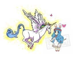#6 cho We are looking for multiple characters for Unicorn Kids Advertisement. bởi berragzakariae